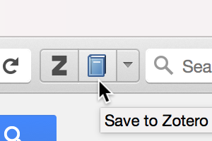 Zotero full screenshot